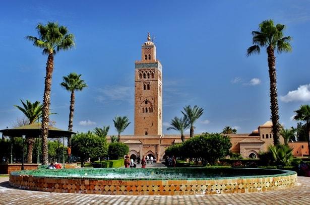 Koutoubia-mecset-Marrakesh