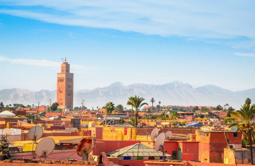 Marrakesh – a vonzó keleti mesevilág