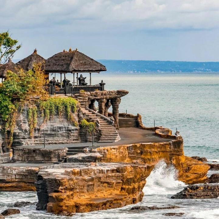 Bali - Tanah Lot Tempel