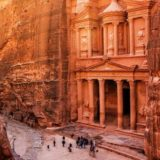 Jordánia, Petra