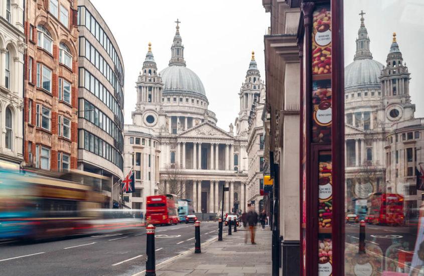 Betekintés Londonba