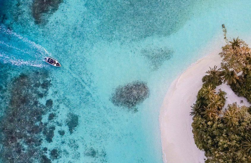 Meseszép Maldív-szigetek