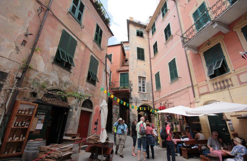Itáliai  kalandozások 10.