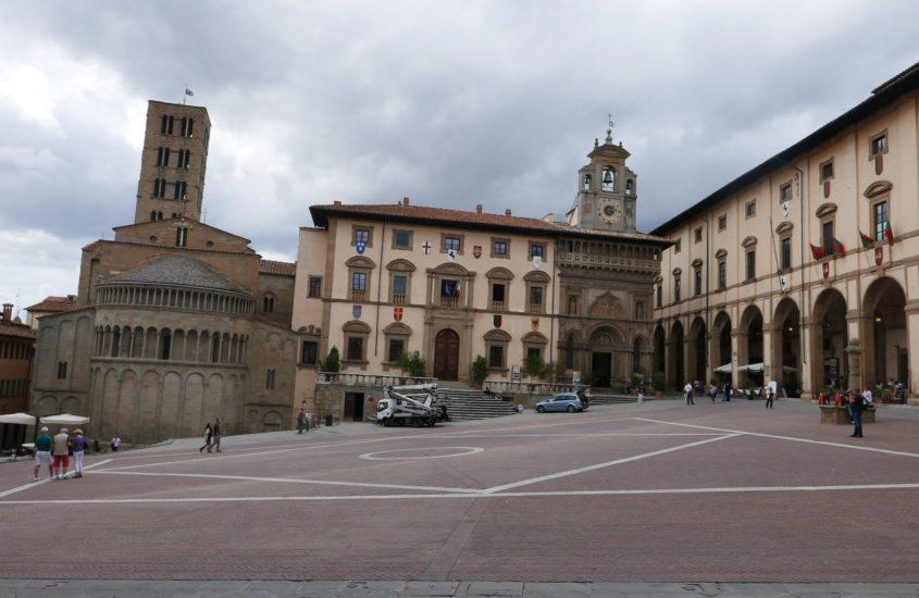 Itáliai kalandozások II/2. Arezzo