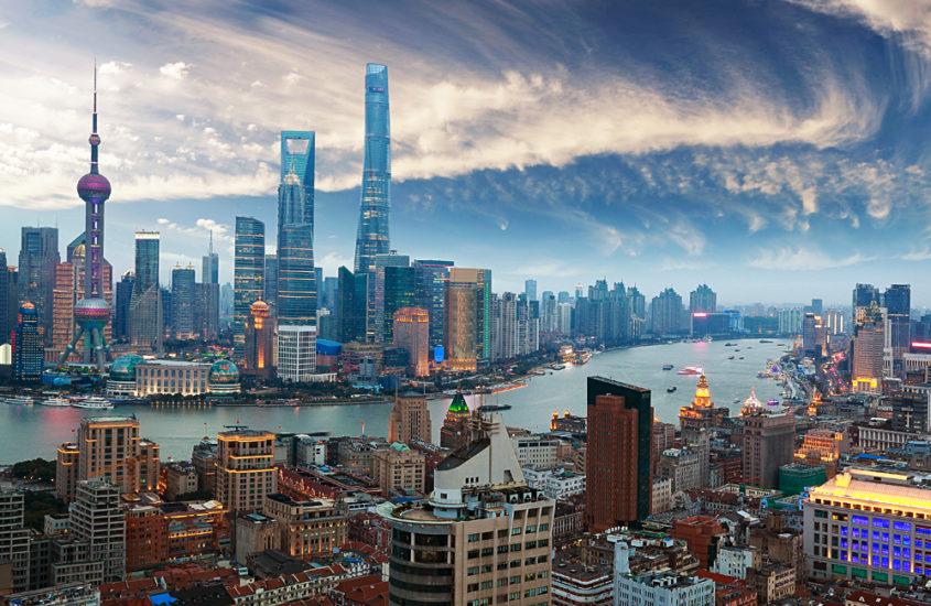 Sanghaj a Kelet Párizsa
