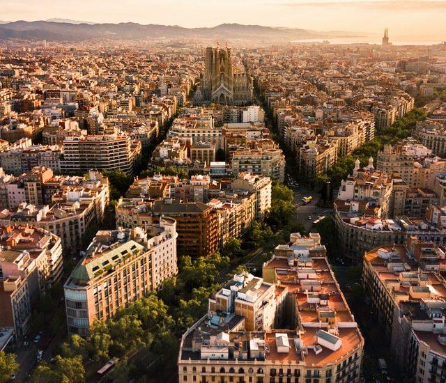 Barcelona a modernizmus fővárosa