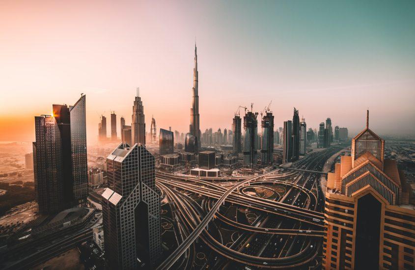 A fényűző Dubai