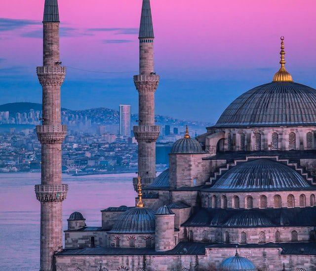 Mesés Kelet kapuja-Isztambul