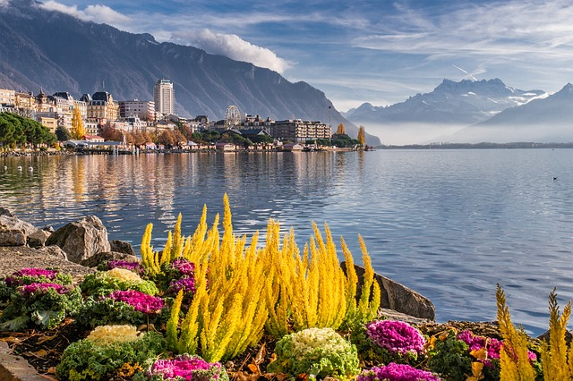 Genf a csodaszép svájci város