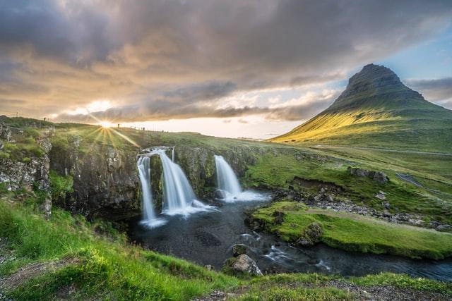 A tűz és jég országa Izland