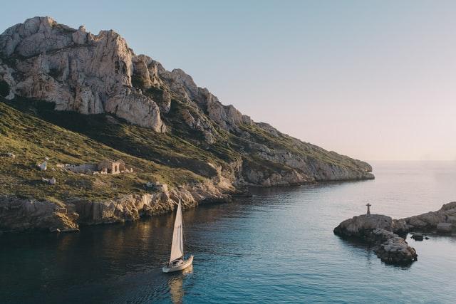 Provence kapuja-Marseille