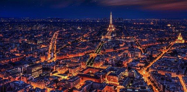 Párizs a fények városa