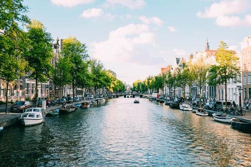 Észak velencéje – amszterdam
