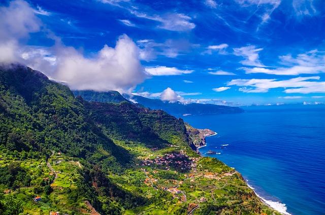 Az örök tavasz szigete madeira