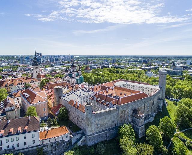 Baltikum elragadó városa Tallin