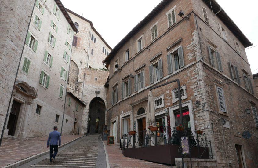Itáliai kalandozások  II/6. Perugia