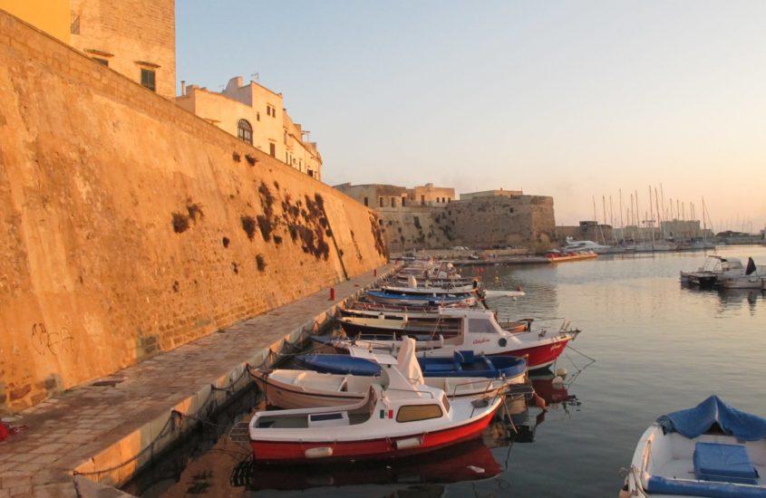 Itáliai kalandozások III. Puglia-Basilicata