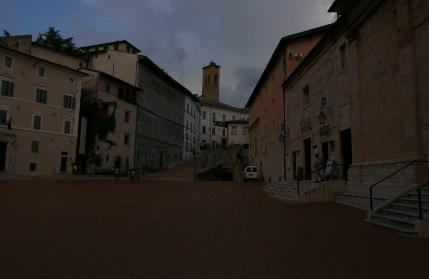 Itáliai kalandozás  II/10. Spoleto