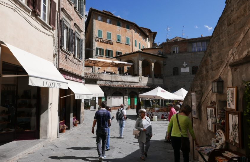 Itáliai kalandozások II/14. Cortona