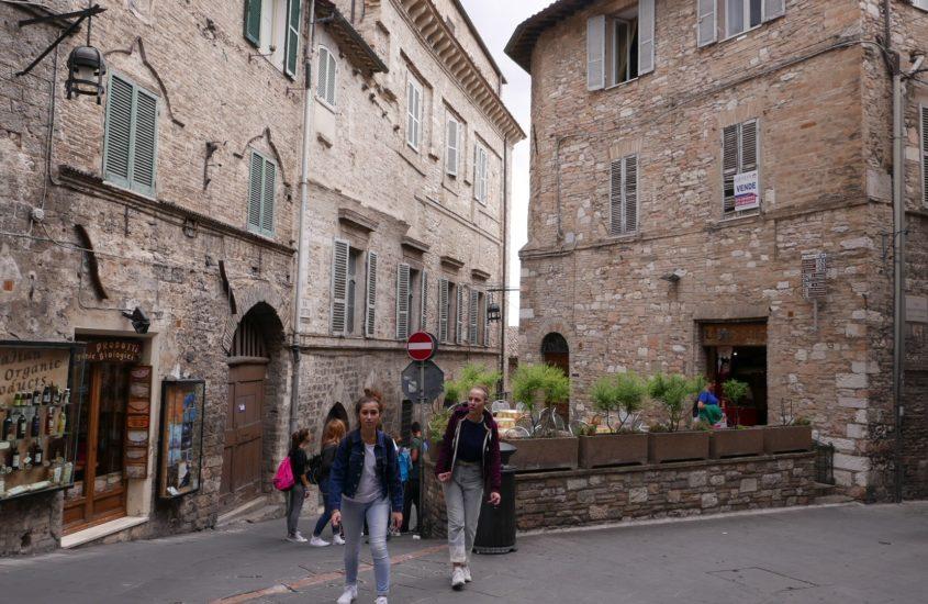 Itáliai kalandozás II/9. Assisi
