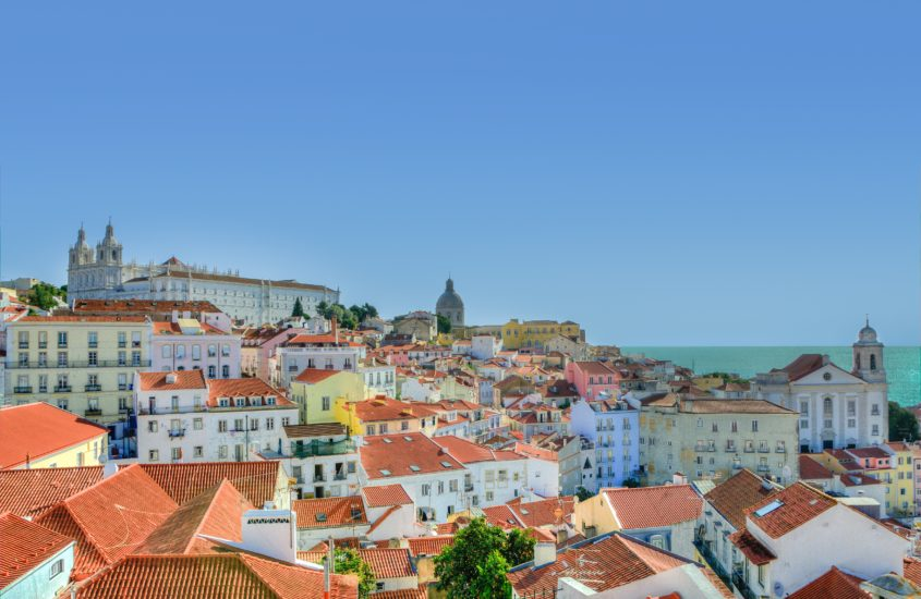 A lüktető főváros-Lisszabon
