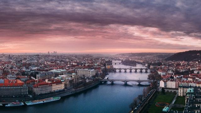 Prága a városok királynője