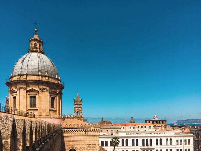 Palermo, avagy az arany kagyló felfedezése