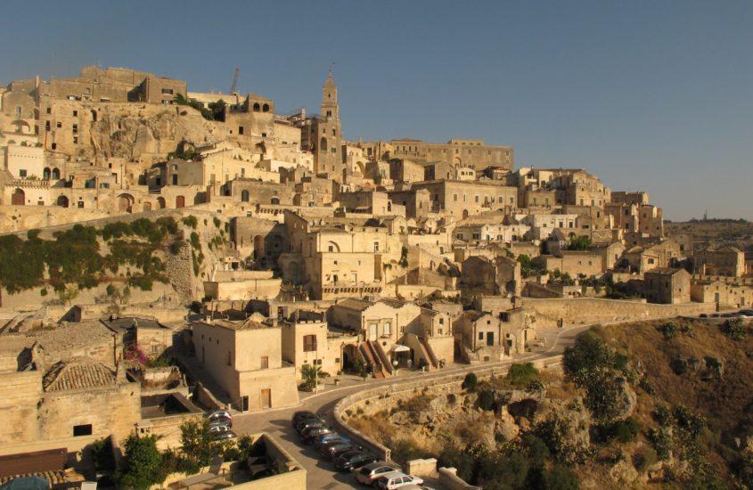 Itáliai kirándulások III/7. Basilicata – Matera