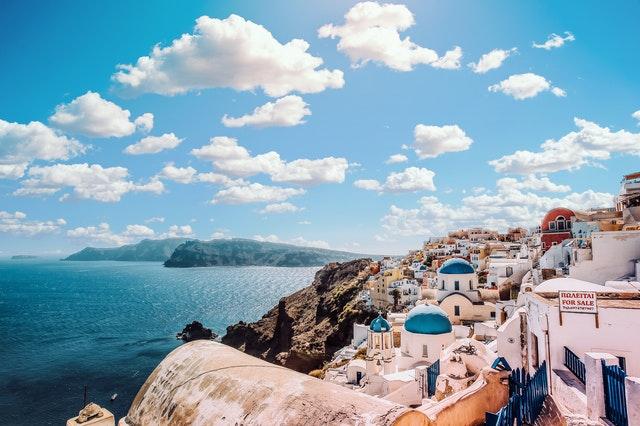 A mesés Santorini