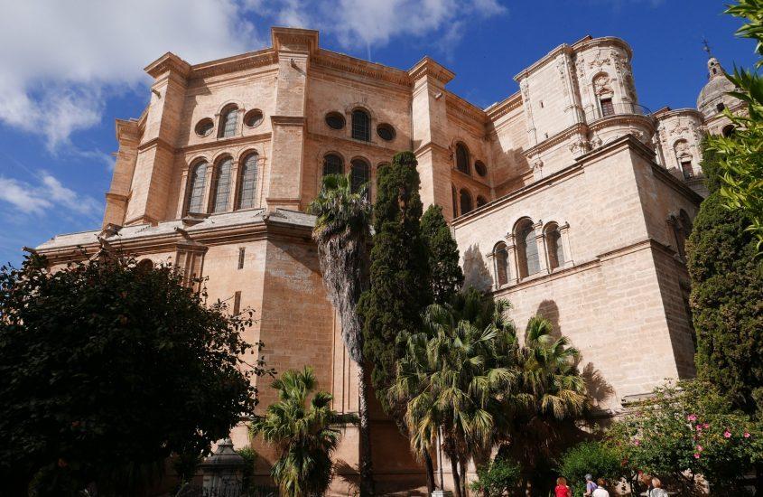 Andalúz utazás 1. rész, Malaga