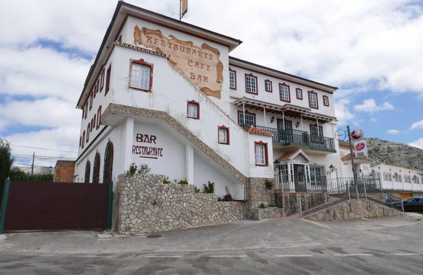 Andalúz utazás 3. rész, Cuevas del Becerro