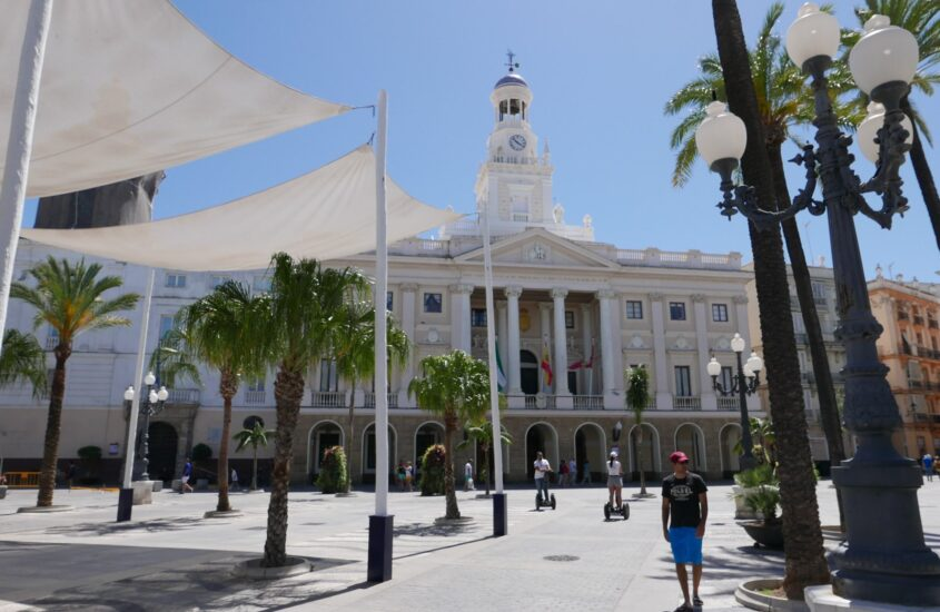 Andalúz virtuális utazás 19. rész, búcsú Cadíztól