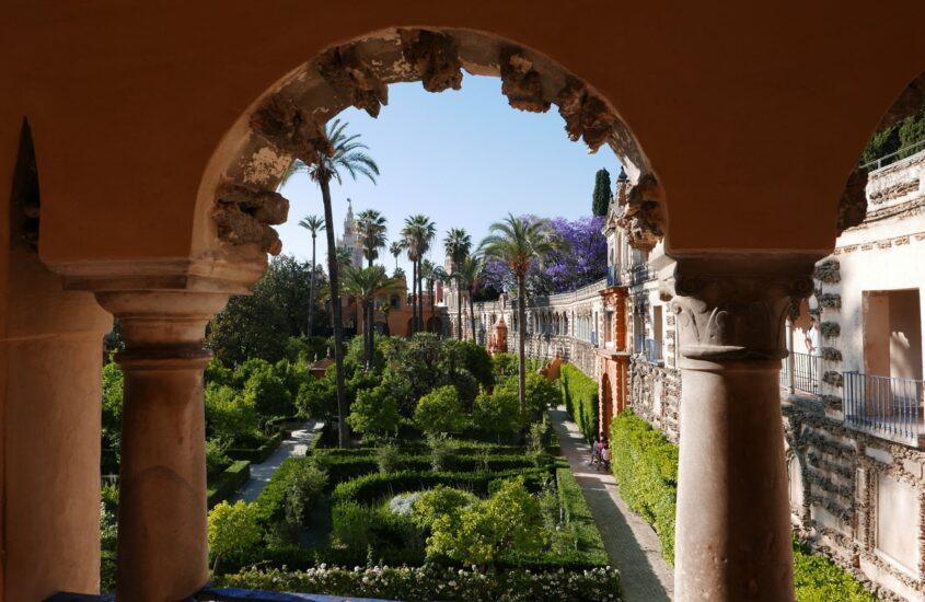 Andalúz utazás 23. rész, Sevilla – az Alcazar