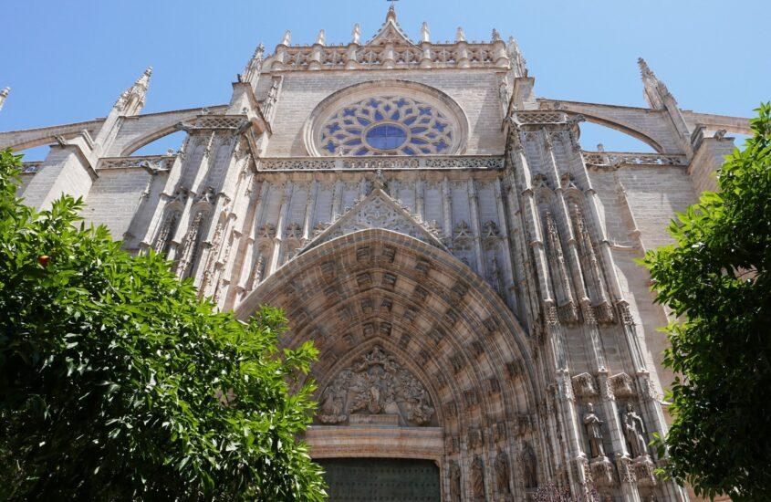 Andalúz utazás 21. rész, Sevilla katedrális