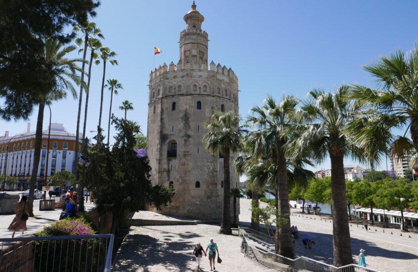 Andalúz utazás 26. rész, Sevilla – Torre del Oro
