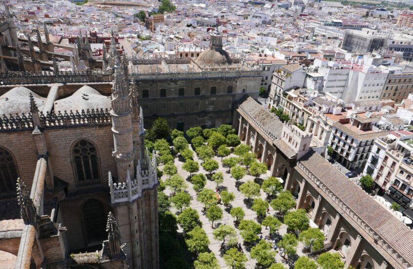 Andalúz utazás 22. rész, Sevilla – a Giralda