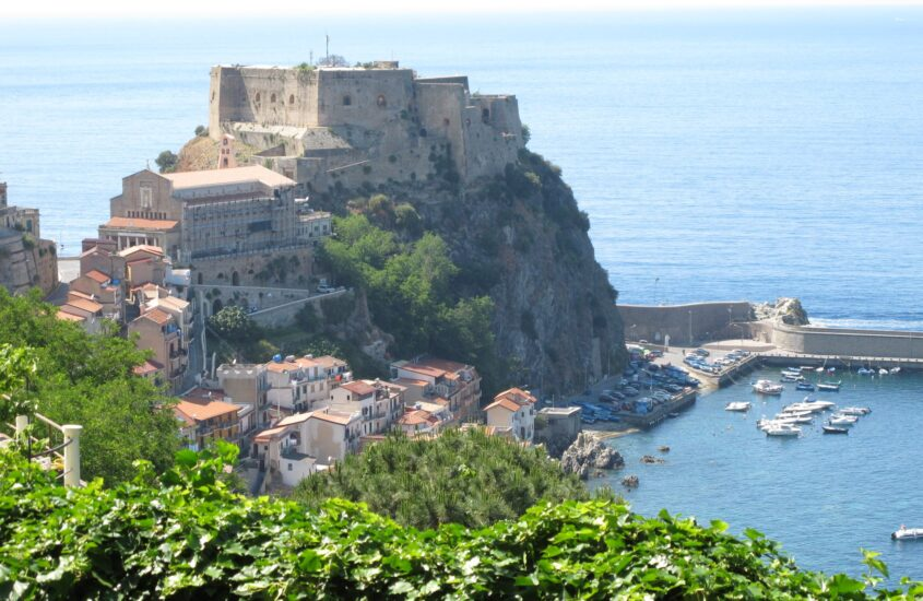 Calabriai mozaik 5. rész: Scilla
