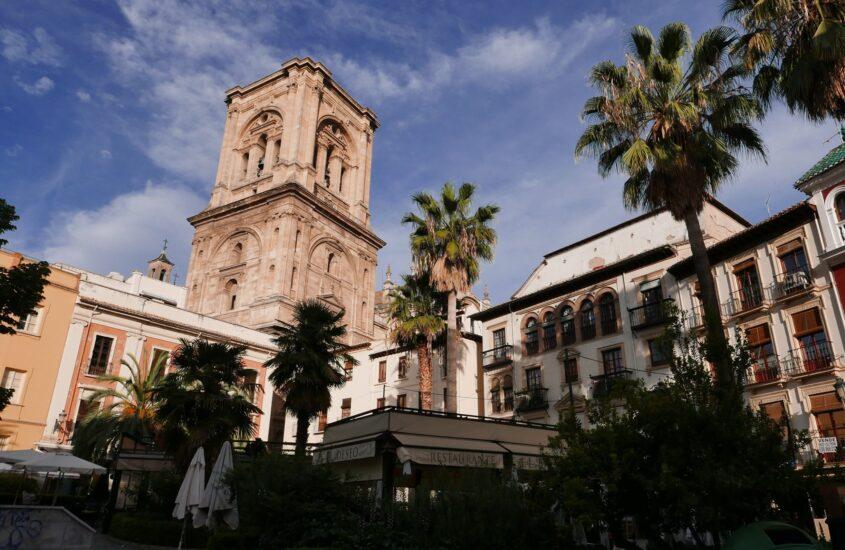 Andalúz utazás 32. rész, Granada – Albaicín negyed