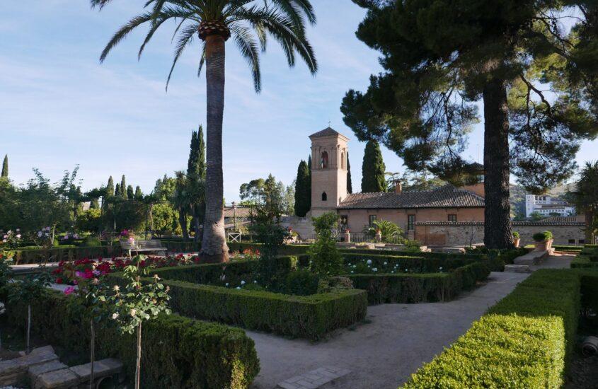 Andalúz utazás 31. rész, Granada