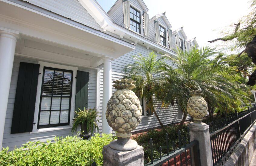 Karibi kirándulás 10., Key West – Hemingway háza