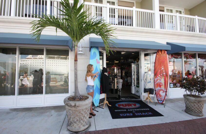 Karibi kirándulás 9., érkezés Key West-be