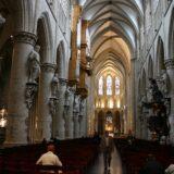 Belgiumi mozaik 4., Brüsszel-Szent Mihály székesegyház