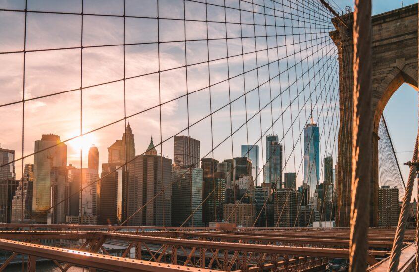 Közvetlen repülőjegy New York-ba 2021-ben 100.000,- Ft/fő alatt!