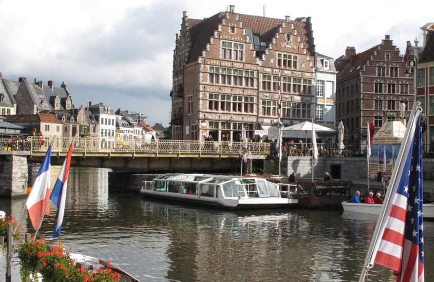 Belgiumi mozaik 9. rész: Gent skanzen