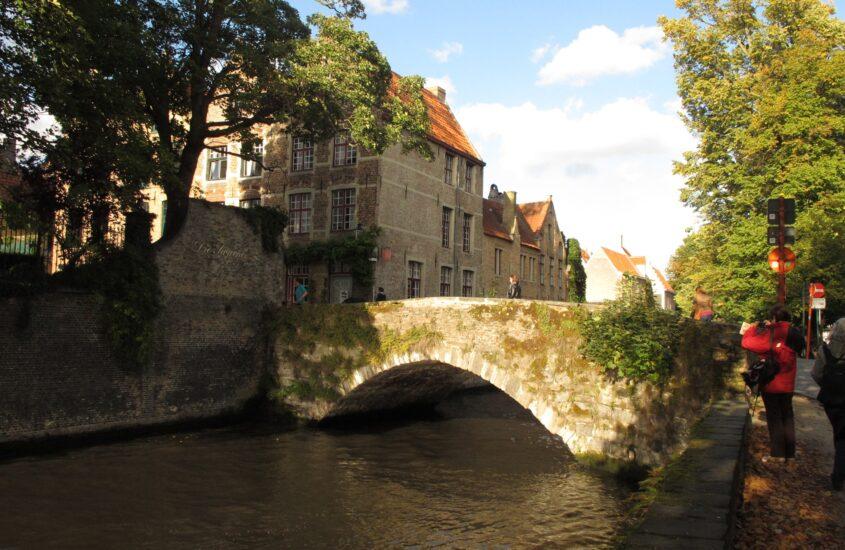 Belgiumi mozaik 12. rész: Brugge csatornái