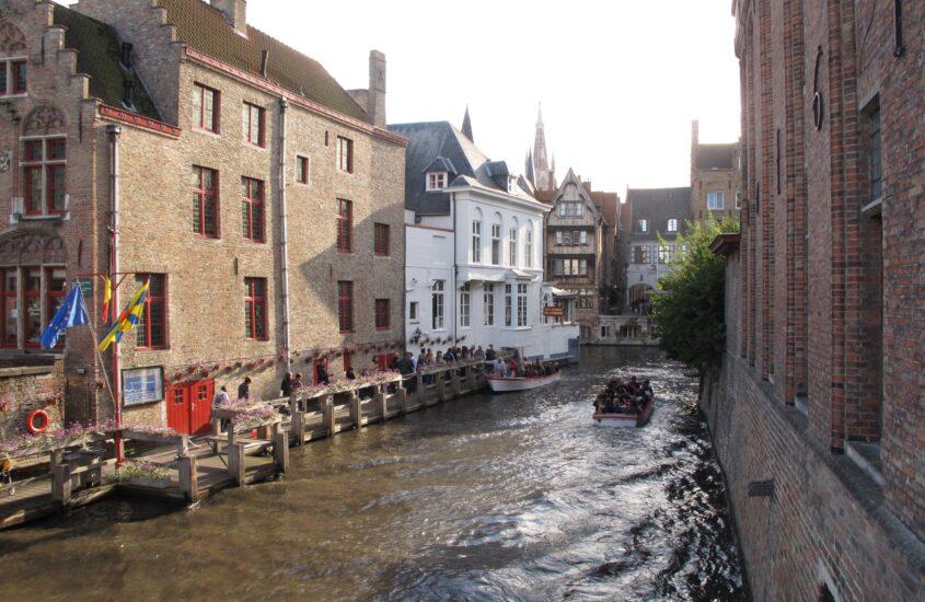 Belgiumi mozaik 11. rész: Brugge