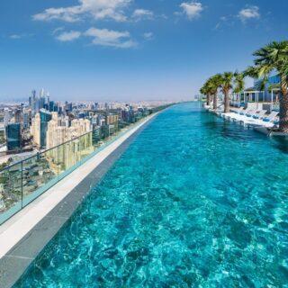 Utazz Dubaiba és élvezd a világ legmagasabban fekvő infinity pool-ját a 77. emeleten lélegzetelállító kilátással! Repülővel Budapestről, 5*-os szálloda 355.423,- Ft/fő-től!!!  Foglalás, további ajánlatok: https://bit.ly/31NVUBn  Az ár tartalmazza: 🗝 szállást  ✈ repülőjegyet Budapestről közvetlen járattal, kézipoggyásszal 📄 reptéri illetéket  Külön fizetendő:  👉 Kirándulások,transzfer: https://bit.ly/33Z3I4O Autóbérlés: https://bit.ly/3mH42M5  Ajánlatkérés: https://bit.ly/37Nqq1D  További ajánlatok: www.yourtrip2go.com www.alkossutazast.hu  #dubai #addressbeach #jumeirahbeach #infinitypool